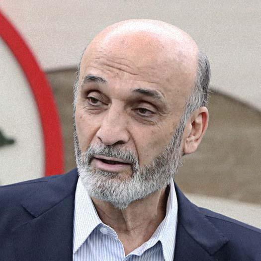 """سمير جعجع، أحد عناصر """"النحس""""، والذي سبق وأدخل عشرات الأطنان من النفايات السامة إلى لبنان"""
